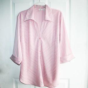 Cato Women's Button Down Shirt Size: 18/20
